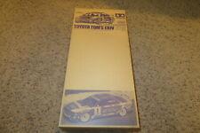 50687 Tamiya Toyota Tom's Exiv JTCC Body Set -  NIB 84143 FF01/FF02/FF03/58167