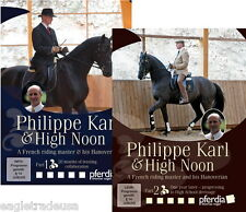 Philippe Karl & High Noon, Part 1 & 2 by Philippe Karl - DVD Set of 2