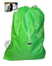 Small Laundry Bag with Nylon Drawstring Cord (FLG)