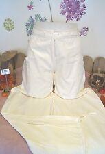 """Vêtement occasion femme ... Pantalon en Lin """" La redoute """" ... T : 38"""