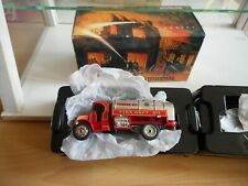 Matchbox Models of Yesteryear 1923 Mack AC Water Tranker in Red in Box