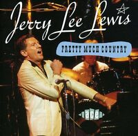 Jerry Lee Lewis - Pretty Much Country [New CD] UK - Import
