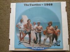 The Turtles U.S. picture disc 4-track Ep
