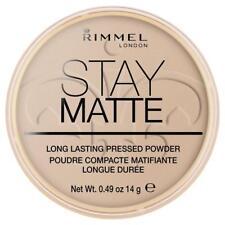 3x Rimmel Stay Matte Pressed Powder Silky Beige