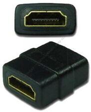 HDMI Female~F Coupler Cable/Cord Adapter HDTV/Plasma/TV/LED/LCD/DVD 1080p v1.4