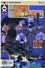 U.S. War Machine 2.0 No.3 / 2003