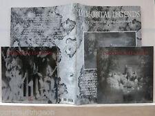 IMMORTAL LEGENDS  2-CD's   Ah Cama-Sotz Darkwood Pilori