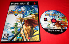 Playstation PS2 Samurai Shodown V [PAL-Fr] SNK PS Two Fat Slim  *JRF*