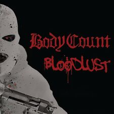 BODY COUNT - BLOODLUST   VINYL LP NEU