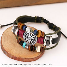 Char Hot Sale Authentic Braided Leather Bracelet For 1pcs