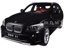 BMW X1 xDRIVE 2.8i E84 BLACK SAPPHIRE 1/18 DIECAST MODEL CAR BY KYOSHO 08791 BKS