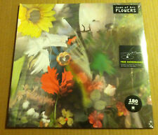 Cap'n Jazz JOAN OF ARC Flowers STILL SEALED 180 GRAM LP Vinyl 2009 USA Seller