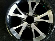 A411B 15X5 /5 x4.5 ALUMINUM  TRAILER  RV WHEEL TRAILER CITY DIRECT  LOW  PRICE