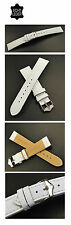 - Vera Pelle Bracciale orologi 20 mm, acciaio daccordo, in bianco