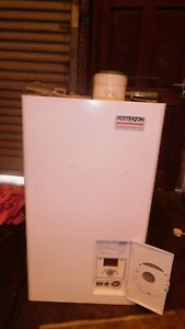 Commercial Boiler Wall Hung Natural Gas 115kw (Potterton Two)