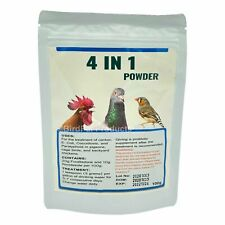 4 in 1 Powder for Birds