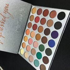 35 Colors Cosmetic Matte Eyeshadow Cream Eye Shadow Makeup Palette Shimmer Set