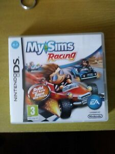 MySims Racing (Nintendo DS, 2009) - European Version