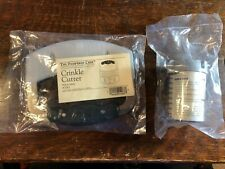 New Pampered Chef Crinkle Cutter #1063 & Grate Store Cup #1278 Sealed in Package