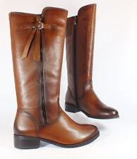 Tamaris kniehohe Stiefel aus Echtleder mit Reißverschluss