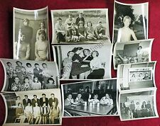 Farmington Maine Lot Of 10 Vintage Photos By Mickey McGuire/Unidentified People