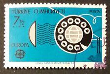 Europa CEPT Ausgabe 1979 Türkei Einzelmarke Mi-Nr. 2479 gestempelt