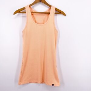Under Armour Women's Performance Racer Back Tech Victory Tank Top Peach Small