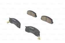 Bremsbelagsatz, Scheibenbremse für Bremsanlage Vorderachse BOSCH 0 986 424 183