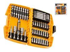 DEWALT DT71572 Cacciavite Bit Set di 45 portapunte magnetico e chiave a bussola