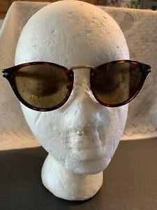Persol PO 3108S Typewriter Edition Mens Sunglasses Tortoise