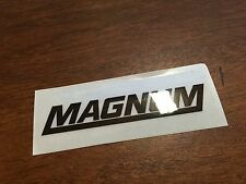 Stihl Chainsaw New OEM Magnum sticker decal logo MS440 MS460 0000-967-1593 MS660