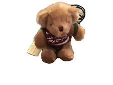 """More details for 9"""" the teddy bear collection henry, the hiking bear"""