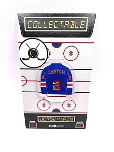 New York Rangers Brian Leetch jersey lapel pin-Classic BLUE SHIRTS Collectible