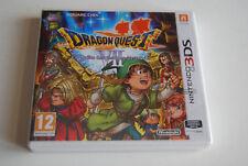 Dragon Quest VII La Quête des Vestiges du Monde (Nintendo 3DS, 2016)