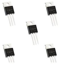 5 x IRFZ44N IRFZ44 TO-220 Power HEXFET Power MOSFET N-Channel 49A 55v