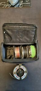 Greys GRXI Fly Reel with 4 Spools plus 2 fly lines