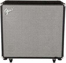Fender Rumble 115 300W 1x15 Bass Speaker Cabinet 8 Ohms Demo