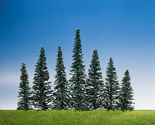 FALLER Fir Trees 50-110mm (50) HO Gauge Scenics 181464