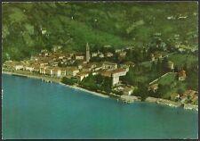 AD3228 Como - Provincia - Lago di Lugano - Porlezza - Panorama dall'aereo