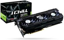 Inno3D Geforce GTX 1070 TI x3 8GB GDDR5  Ichill