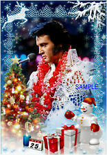 Elvis Christmas /Greeting Cards  - 12 count