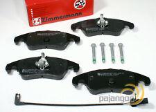 Audi A6 [C7] - Zimmermann Bremsbeläge Bremsklötze Bremsen für vorne Vorderachse