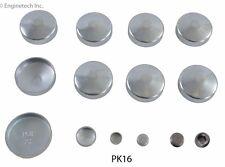New PK16 Enginetech Steel Freeze Plug Set Pontiac 326 350 389 400 455