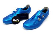 Shimano RC9 S-Phyre Carbon Road Bike Shoes, Blue, US 9.7 / EU 44
