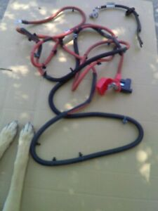Battery Cables Connectors For Chevrolet Camaro For Sale Ebay