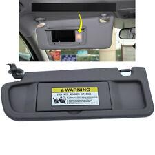 Honda Civic Driver Side Atlas Gray Sun Visor 2006-2011 NH598L 2006 2007 2008