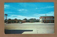 Guymon,OK Oklahoma Byerley's Motel & Restaurant 31 units, TV in rooms