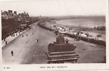 WEYMOUTH(Dorset) :Front and Bay RP-KINGSWAY