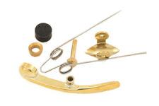More details for waterkey assembly - main tuning slide - trumpet / cornet