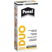 Henkel Ponal Duo 2K-PUR-Spachtel PND6 PU Reparaturspachtel 315 Gramm